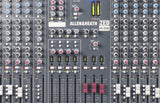 ALLEN HEATH ZED436 Zoomed controls