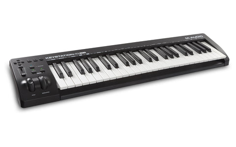 M-Audio Keystation 49 MK3 Side
