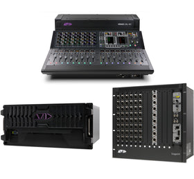 AVID 9935-72576-00 VENUE | S6L-16C-112 S6L-16C all set view