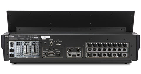 Avid VENUE S6L 24D rear view