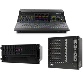 AVID 9935-72572-00 VENUE | S6L-24C-144 S6L-24C all set view