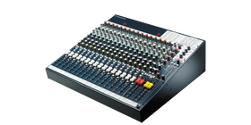 Soundcraft FX16ii Angle View