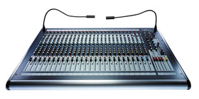 Soundcraft GB2 24ch  Front View