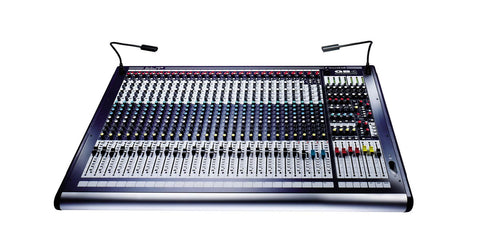 Soundcraft GB4 40 channels Front