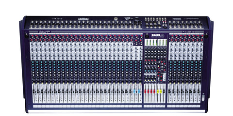 Soundcraft GB4 40 channels Top