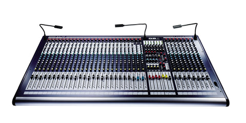 Soundcraft GB4 16 channels Front View