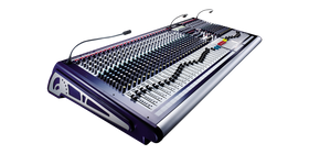Soundcraft GB4 16 channels Angle View