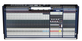 Soundcraft GB8 32 channels Front View