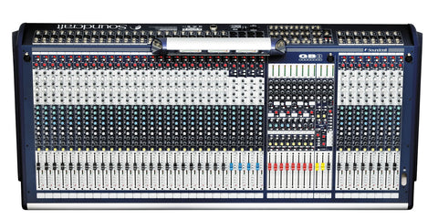 Soundcraft GB8 24 Top View