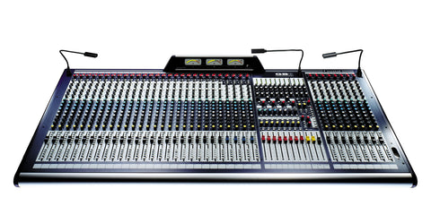 Soundcraft GB8 48 channels Front View