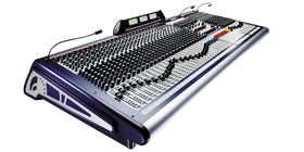 Soundcraft GB8 32 channels Angle View