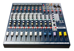 Soundcraft EFX8 Front View