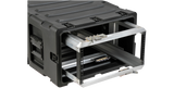 SKB 3RR-5U30-25B Right Angle Square hold rack rails