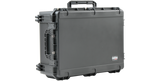 "SKB 3i-3424-12BC, 34"" x 24"" x 12"" w/wheels cubed foam, Watertight Utility Case w/ Cubed Foam"
