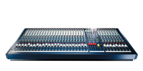 Soundcraft LX7ii Front View