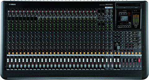 Yamaha Mgp32X 32 Channel Analog Live Sound Mixer Mixers