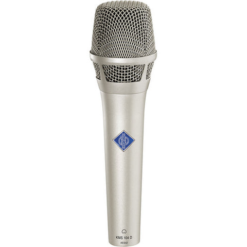 Neumann KMS 104 D Front Main View