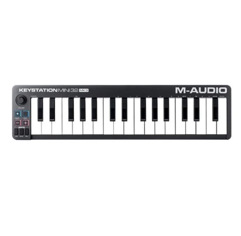 M-Audio	Keystation Mini 32 MK3 Front