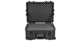 SKB 3R2217-10B-CW Front View with Cubed Foam (Open)