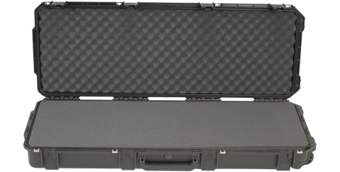 SKB 3i-4214-5B-L Front View (Open) with Layered Foam