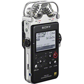 Sony Professional PCM-D100 Angle View