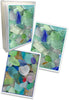 Sea Glass Box Note Card Assortment