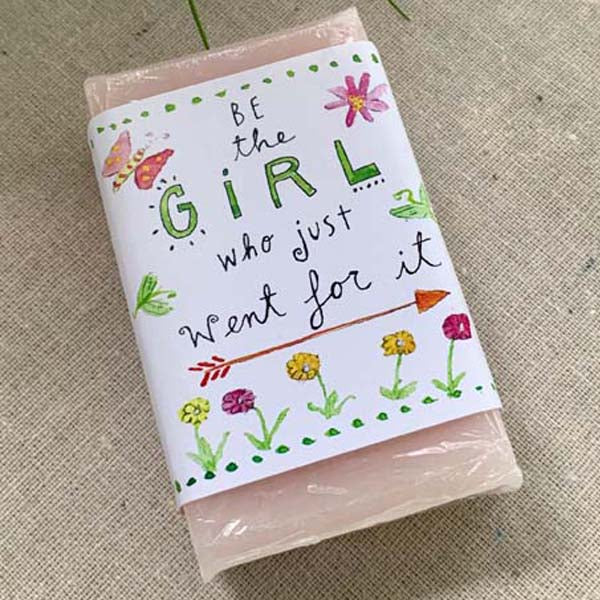 Be The Girl Bar Soap