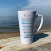 Beach Walker Latte Mug Set