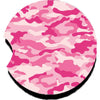 Pink Camo Neoprene Car Coaster - Brackish Life