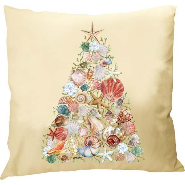 Coastal Christmas Pillow Assortment