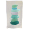 Sea Glass Kitchen Towel- Stack