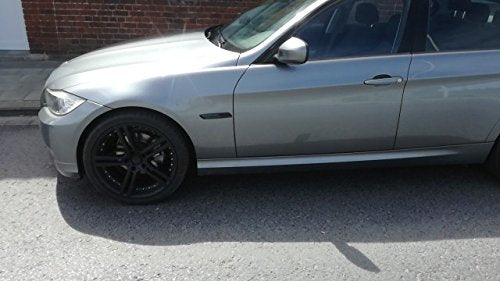 BMW F10 Style Black E-Chassis Side Markers - Omega Tuning