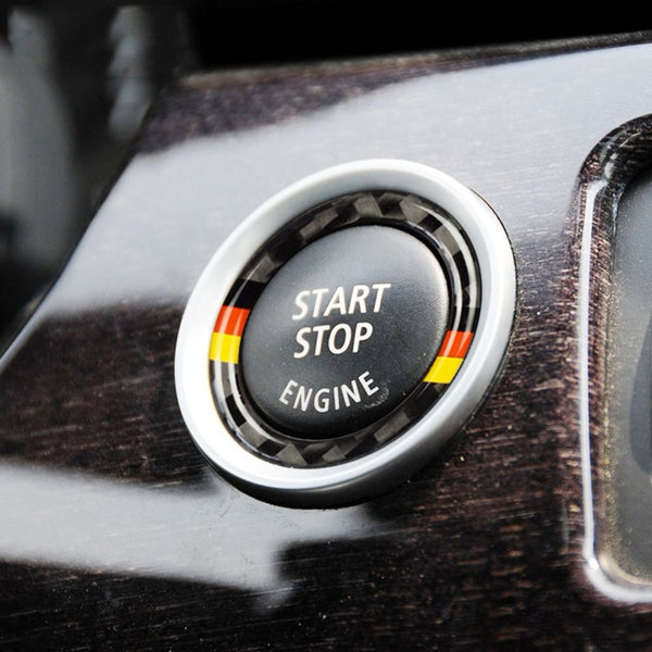 SIGMACARBON® Start Button Trim - Omega Tuning