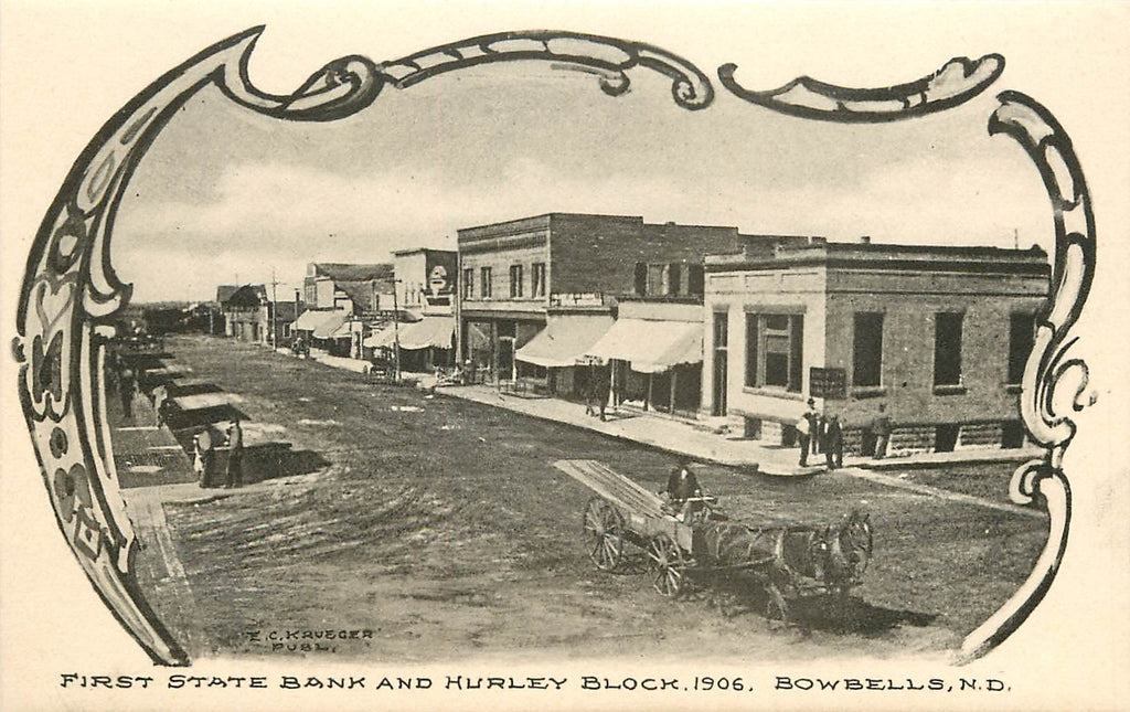 Bowbells - ND - Burke Count_- 1906