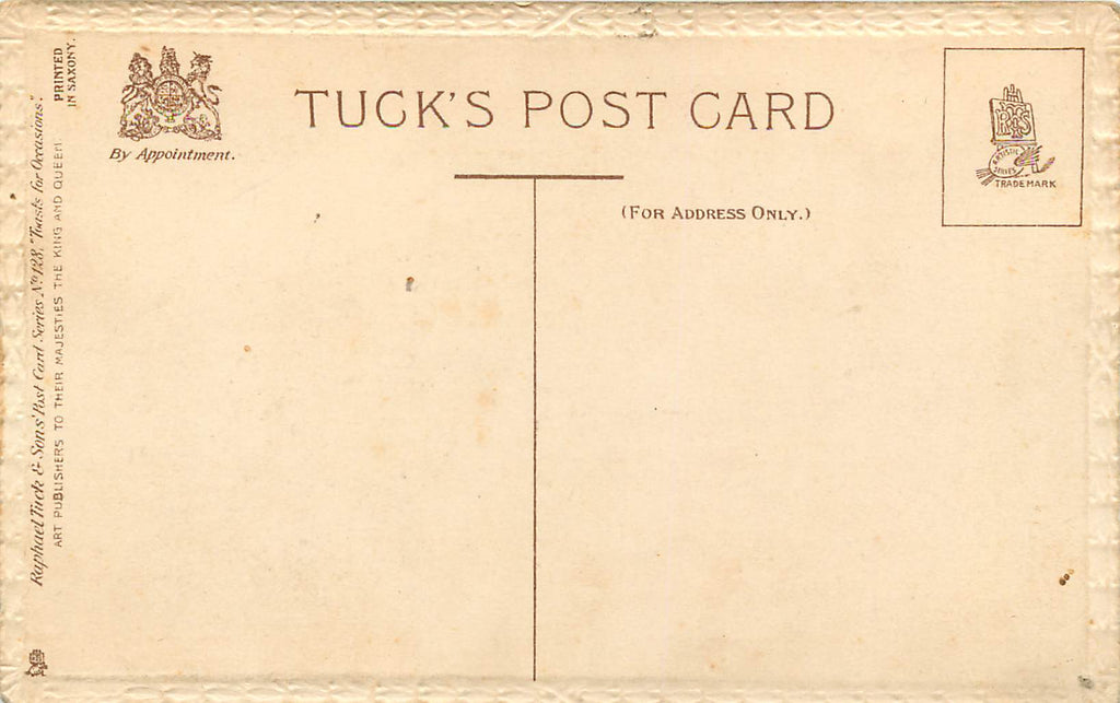 Dwig - Dwiggins - Signed Art - Tuck Toasts for all Occasions - Woman