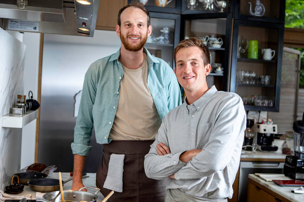 Abbio kitchen founders