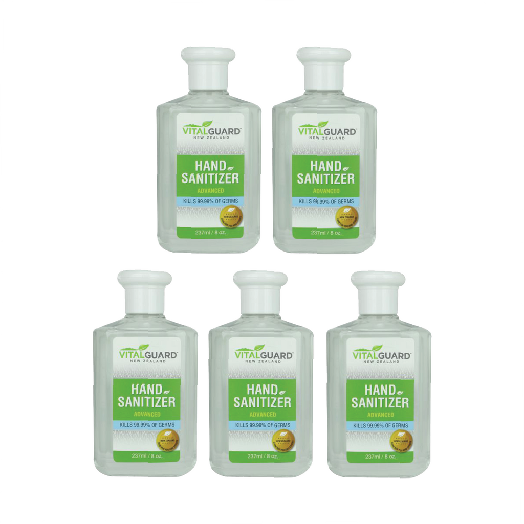 Hand Sanitiser - 5x 237ml