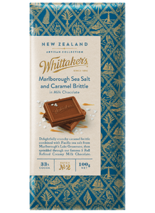 Whittakers Artisan Sea Salt & Caramel
