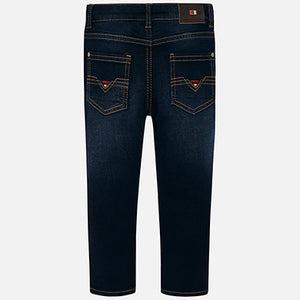 Pantalón vaquero largo super slim fit niño