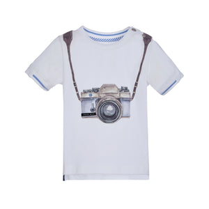 Camiseta Camera Lapin House