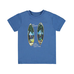 Camiseta PLAY WITH lenticular niño. Mayoral