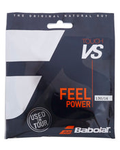 Load image into Gallery viewer, Babolat Touch VS Natural Gut 1.30 Set