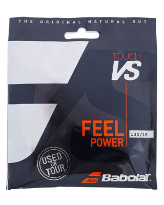 Babolat Touch VS Natural Gut 1.30 Set