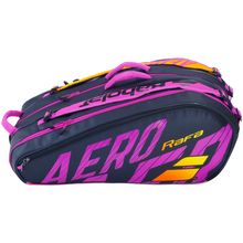 Load image into Gallery viewer, Babolat Pure Aero Rafa 12 Racquet Bag