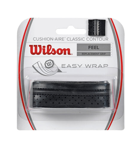 Wilson Cushion Aire Classic Contour Black Grip
