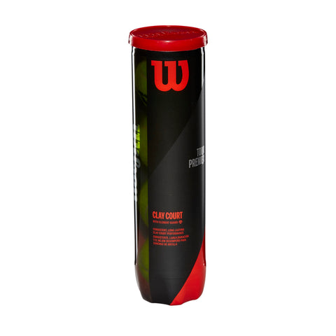 Wilson Tour Premier 4 Ball - Clay Court