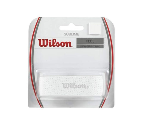 Wilson Sublime White Grip