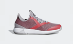 Adidas Womens Adizero Defiant Bounce All Court Red/Grey