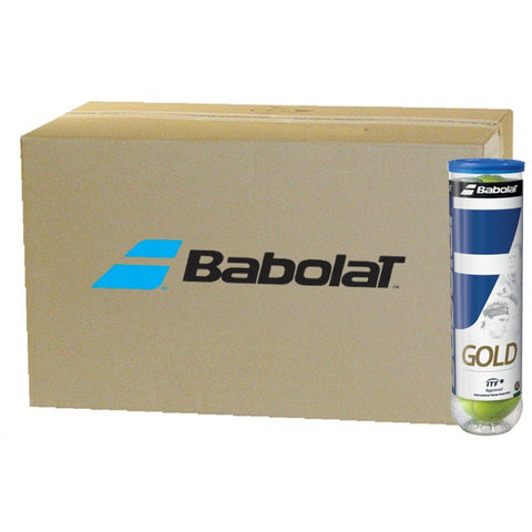 Babolat Gold Ball Box (18 x 4)