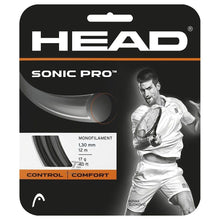 Load image into Gallery viewer, Head Sonic Pro Black Set
